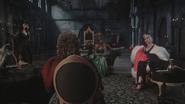 4x12 Maléfique Rumplestiltskin Ursula Cruella d'Enfer rottweiler fin heureuse