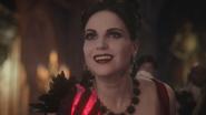 5x12 Méchante Reine Regina cœur enchanté sourire victoire