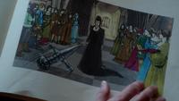 Reine Regina mariage épée 1x02 livre