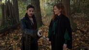 7x11 Zelena Crochet porte invisible