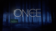 Once Upon a Time logo titlecard générique épisode 7x22
