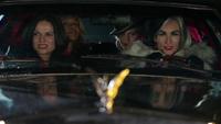 4x14 Voiture DEV IL Reines des Ténèbres Regina Cruella Ursula Maléfique virée de nuit