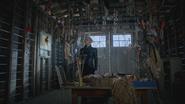 5x05 collection attrape-rêves garage cabane maison Emma Dark Swan Cygne Noir Ténébreux Ténébreuse