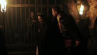 Cachot royal Rumplestiltskin Blanche-Neige Prince Charmant 1x01