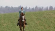 1x18 Reine Regina jeune Rocinante galop rendez-vous face