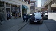 7x01 Seattle Hyperion Heights Henry Mills arrivée voiture