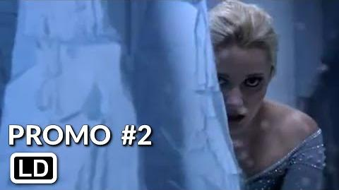 "Once Upon a Time 4x02 Promo 2 ""White Out"" - Frosty Magic"