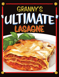 Concept Art Granny Lasagne