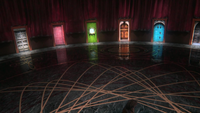 1x17 intérieur chapeau magique portes mondes