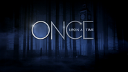 Once Upon a Time logo titlecard générique épisode 6x04