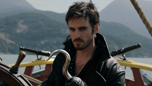 2x04 Killian Jones Capitaine Crochet surnom mini