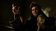 6x01 Jafar bâton serpent signe magie main