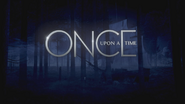 Once Upon a Time logo titlecard générique épisode 3x05
