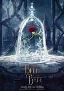 La Belle et la Bête (film) 2017 Disney poster affiche teaser