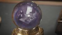 3x21 boule de cristal Barbe Noire Blanche-Neige