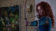5x10 Merida arc de guerre Emma Swan salon Regina Mills maison