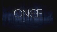 Once Upon a Time logo titlecard générique épisode 3x17