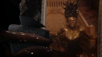 3x06 Reine Regina Ursula menace