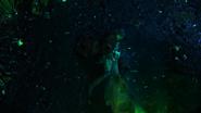 1x19 Rumplestiltskin Baelfire portail trou porte haricot magique marché mains