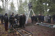 3x16 Photo tournage 9