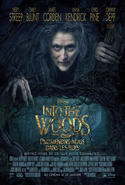 Into The Woods 2015 affiche teaser