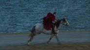 1x01 Prince Charmant cheval vitesse route