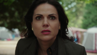 5x02 Regina terrifiée apparition Furie