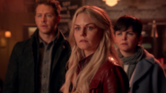 5x12 Emma Swan David Nolan Mary Margaret Blanchard M. Gold discussion nouveau plan