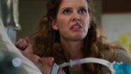 4x17 Zelena M. Gold hôpital come-back