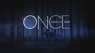 Once Upon a Time logo titlecard générique épisode 1x18
