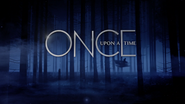 Once Upon a Time logo titlecard générique épisode 6x01