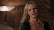 1x07 Emma Swan déni sentiments mur