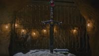 5x02 Excalibur dague du Ténébreux