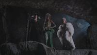 4x12 Maléfique Ursula Cruella d'Enfer crevasse Mont Chauve
