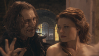 1x12 Rumplestiltskin Belle affaire conclue