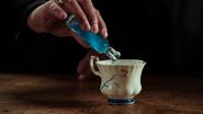 2x22 potion de mémoire mémorielle du souvenir souvenirs tasse ébréchée talisman