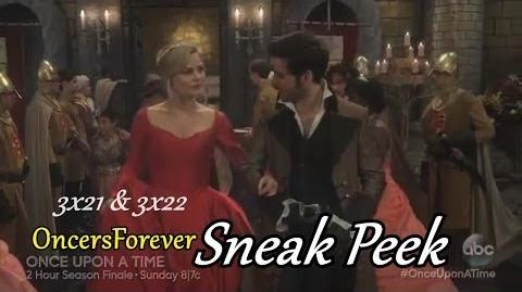 "Once Upon a Time Season 3 Finale Sneak Peek 1 ""Snow Drifts"" OUAT 3x21 3x22 CaptainSwan (HQ)"