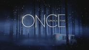 Once Upon a Time logo titlecard générique épisode 4x06