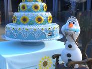 Frozen Fever La Reine des Neiges Une Fête Givrée promo 4 Olaf