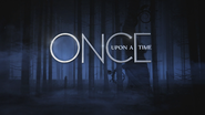 Once Upon a Time logo titlecard générique épisode 2x06