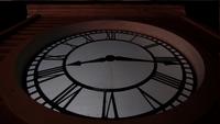 1x01 tour de l'horloge Storybrooke bouge
