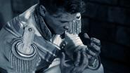 2x12 Gerhardt Frankenstein créature mort-vivant mains peur réalisation monstre
