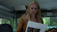 4x06 Emma Swan camion de glace Any Given Sundae découverte dossier jeunesse naissance