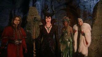 Rumpelstilzchen trickst die Königinnen der Dunkelheit aus - Once Upon A Time