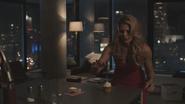 1x01 Emma Swan appartement Boston gâteau cupcake anniversaire décoration bougie étoile bleue