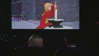 5x01 Emma Swan enfant Merlin l'Enchanteur cinéma film Disney Arthur Moustique Excalibur