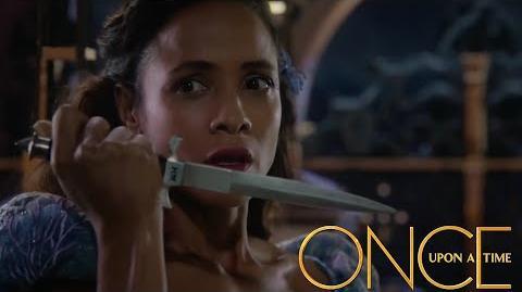 Lady Tremaine tötet den Prinzen mit einen Dolch - Once Upon A Time - Spannend Momente
