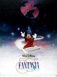 Fantasia Disney 1940 affiche poster