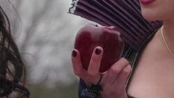 Vergifteter Apfel