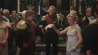 4x07 Duc de Weselton Roi Harald Helga bal première danse